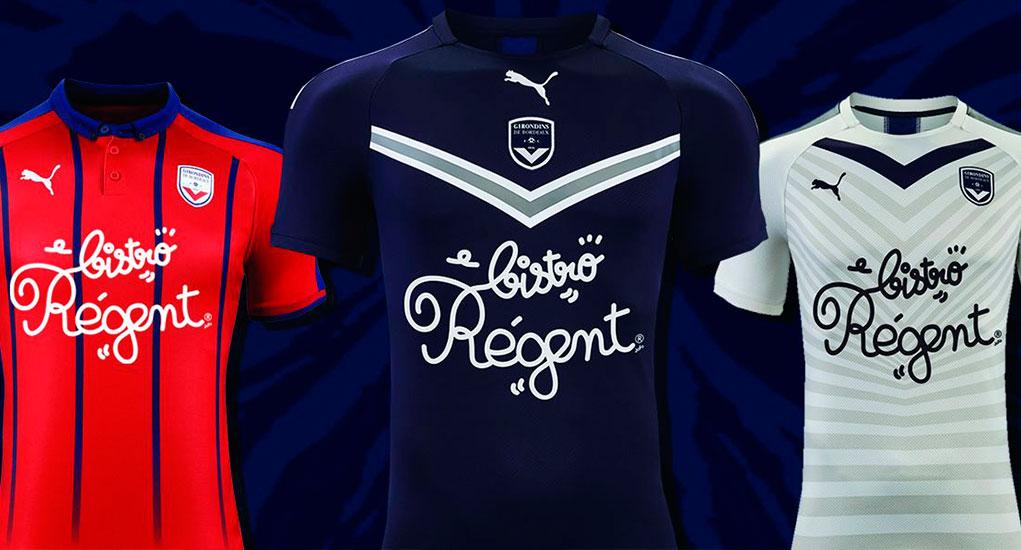 Camisas do Bordeaux 2019