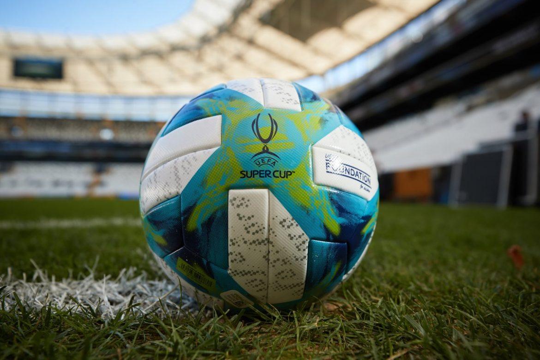 Adidas revela bola da Supercopa da UEFA 2019