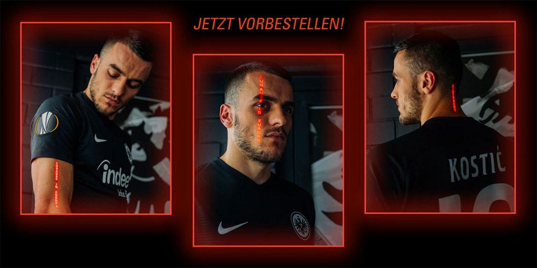 Camisa do Eintracht Frankfurt Europa League 2019-2020 Nike
