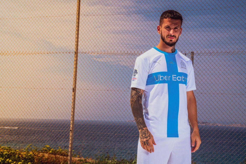 Camisa dos 120 anos do Olympique de Marseille 2019-2020 PUMA