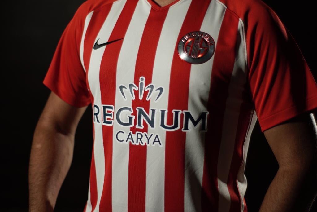 Camisas do Antalyaspor 2019-2020 Nike