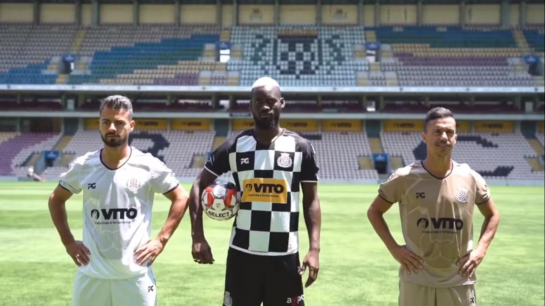 Camisas do Boavista FC 2019-2020 PlayGround Stars