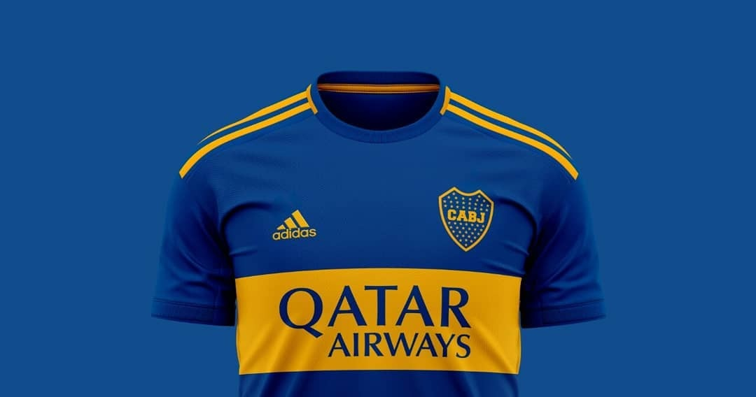 Camisas do Boca Juniors 2019-2020 Adidas