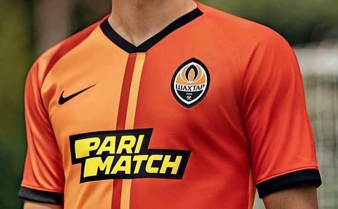 Camisas do FC Shakhtar Donetsk 2019-2020 Nike abre