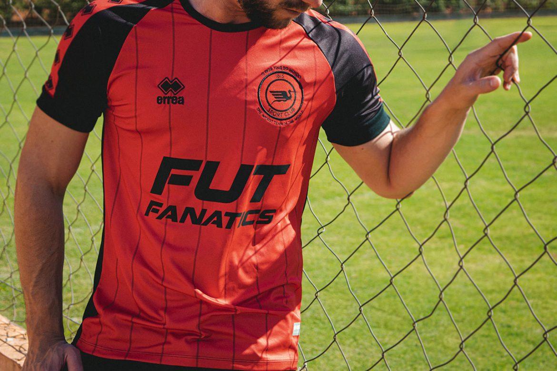Camisas do Ibis SC 2019-2020 Erreà Titular