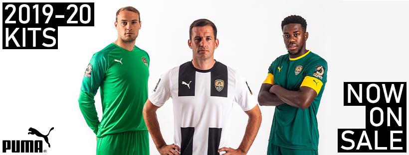 Camisas do Notts County 2019-2020 PUMA