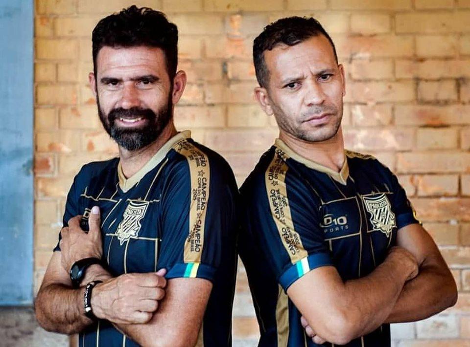 Camisas do Paulista de Jundiaí 2019-2020 D10 Sports