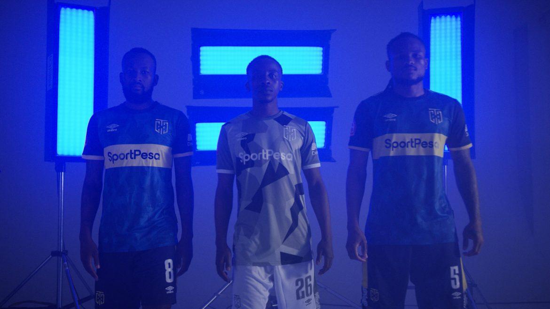Camisas do Cape Town City FC 2019