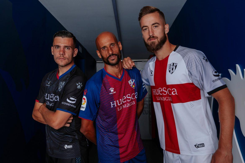 Camisas do SD Huesca 2019