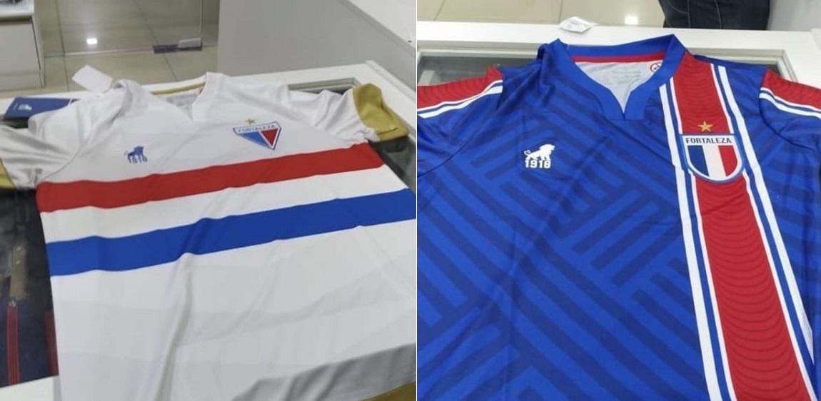 Fortaleza lança camisas alusivas à suas torcidas organizadas
