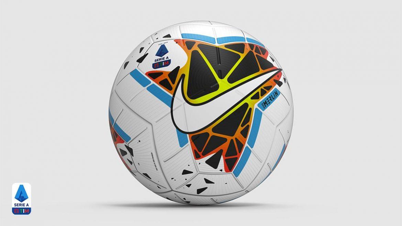 Merlin: Nike apresenta bola da Serie A TIM 2019-2020