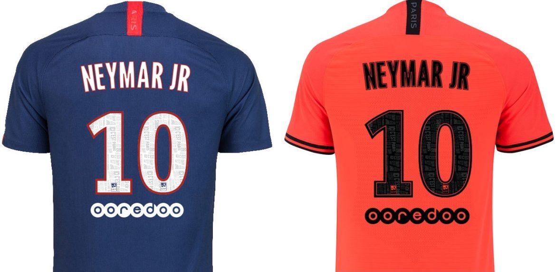 PSG lança fonte exclusiva para a Ligue 1