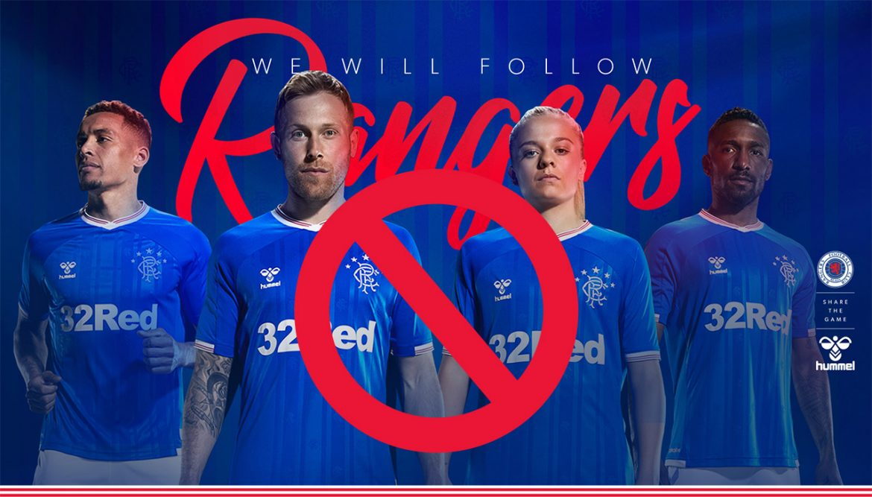 Rangers Hummel