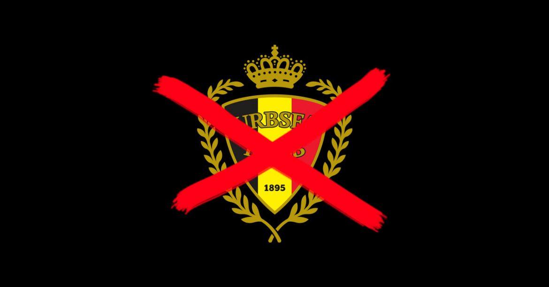 Seleção da Bélgica novo escudo