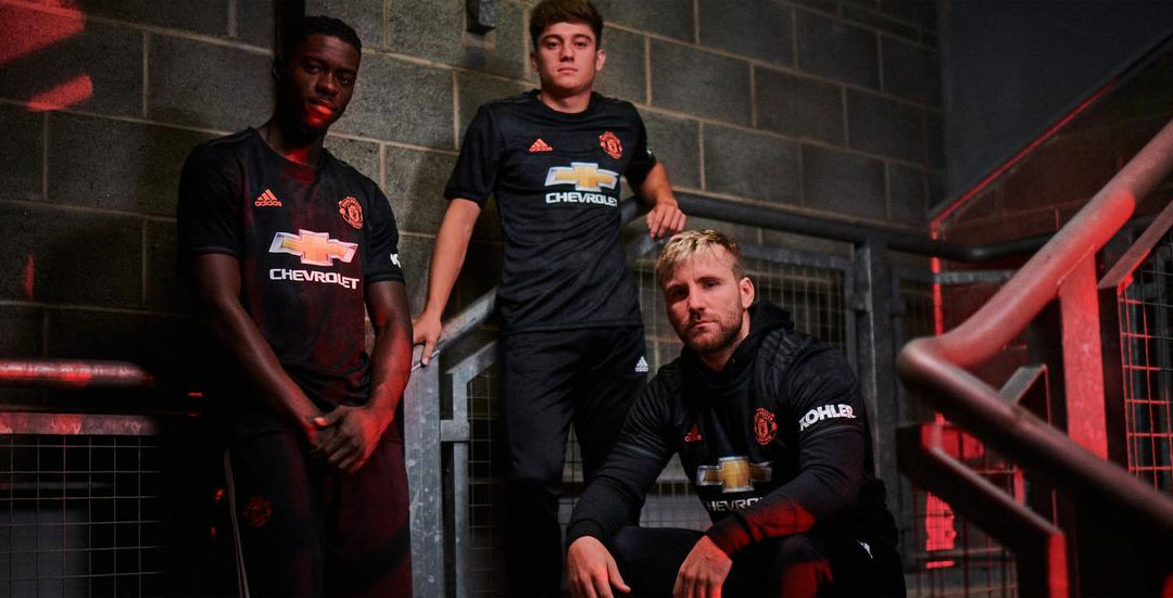 Nova Terceira Camisa Do Manchester United 2019-2020 Adidas