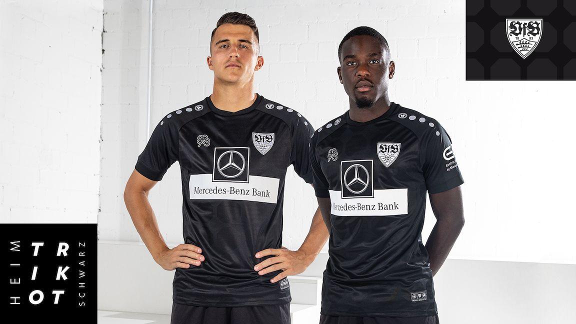 Terceira camisa do Stuttgart 2019-2020 Jako Fanta 4