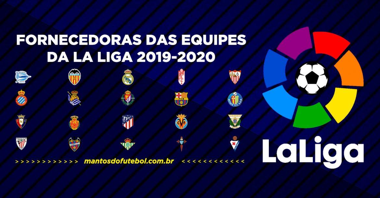 Uniformes e camisas da La Liga 2019-2020 (Campeonato Espanhol)