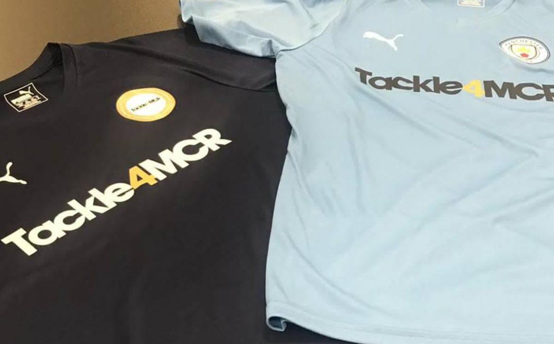 Camisas PUMA do jogo de despedida de Kompany do Manchester City abre
