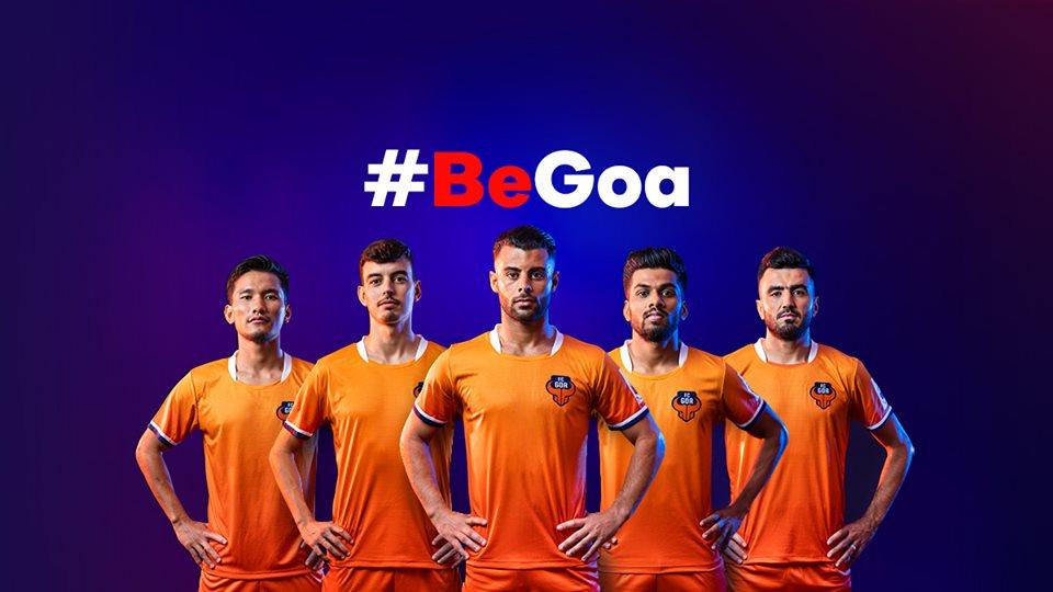 Camisas do FC Goa 2019-2020
