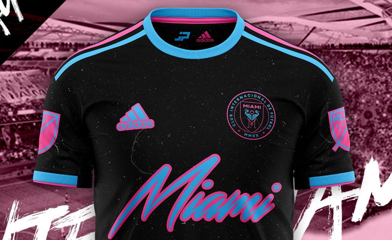 Camisas do Inter Miami 2020 Adidas (JPereira Design)