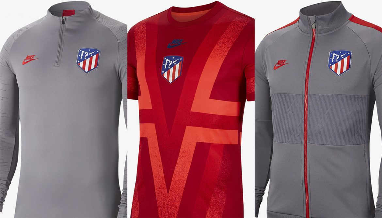 Coleção Atletico de Madrid Champions League