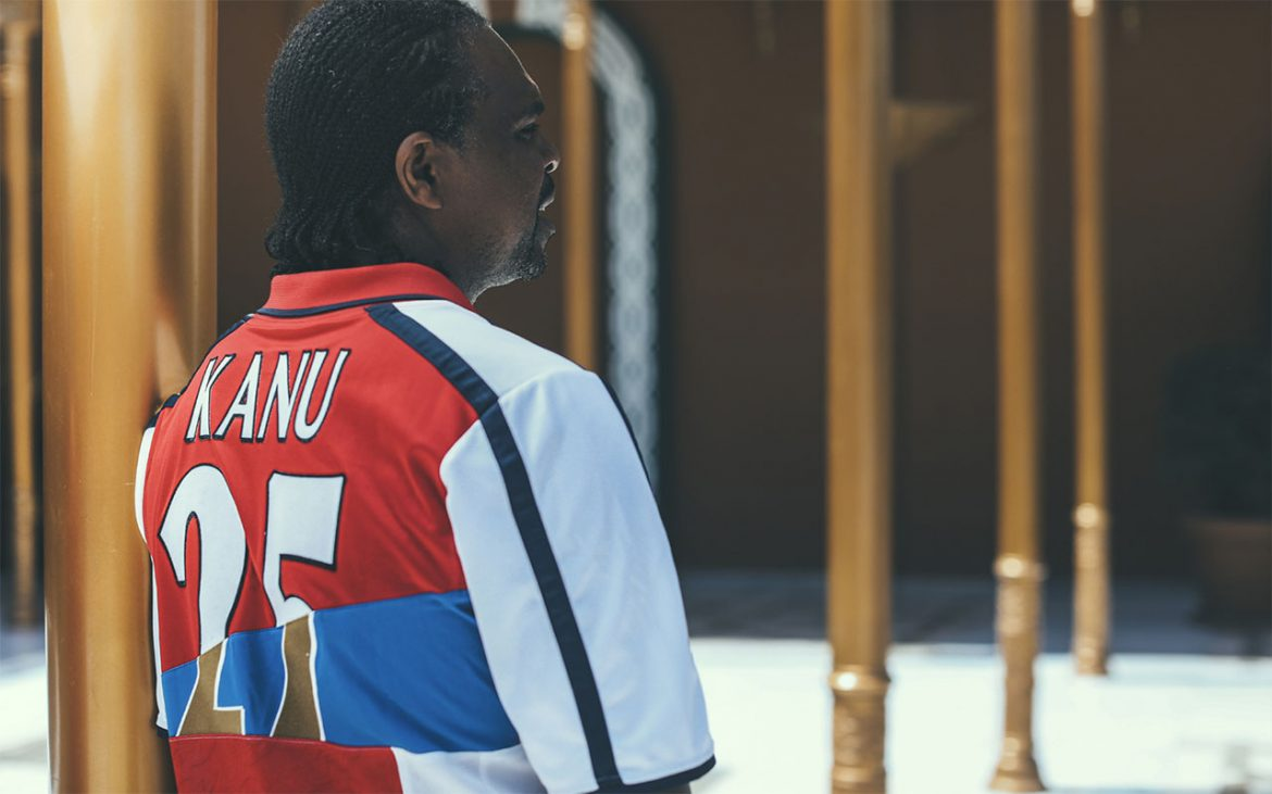 Kanu Blood In Blood Out