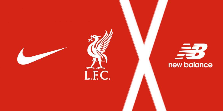 Liverpool Nike New Balance