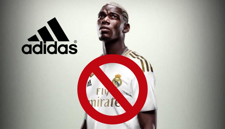 Pogba Adidas Real Madrid