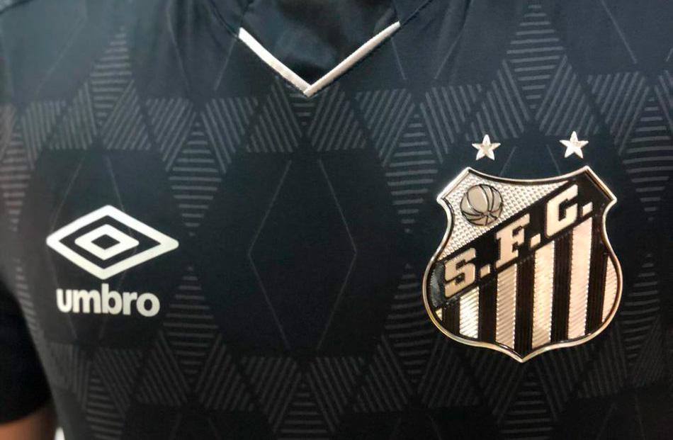 Terceira camisa do Santos 2019-2020 Umbro
