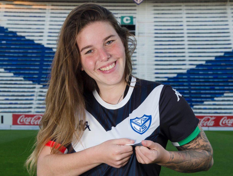 Camisas do time feminino do Vélez Sarsfield 2019