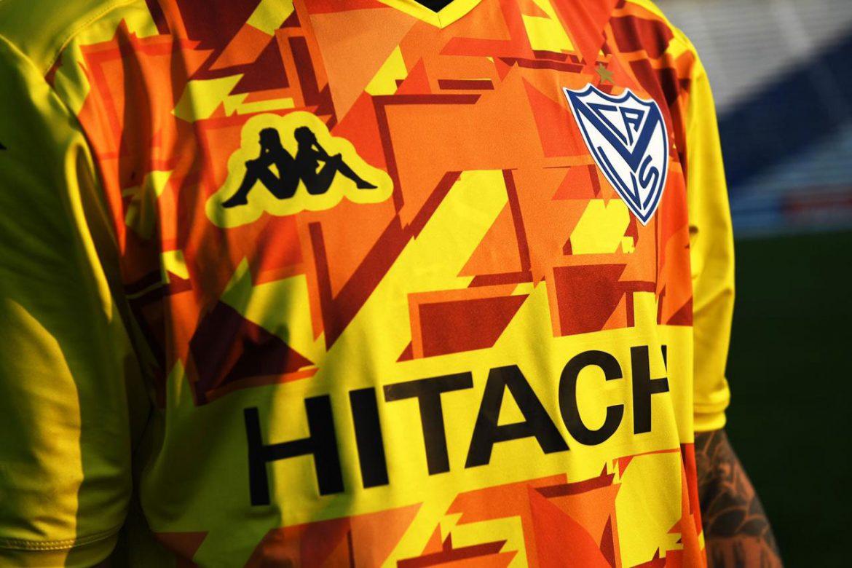 Vélez homenageia Chilavert com uma camisa especial