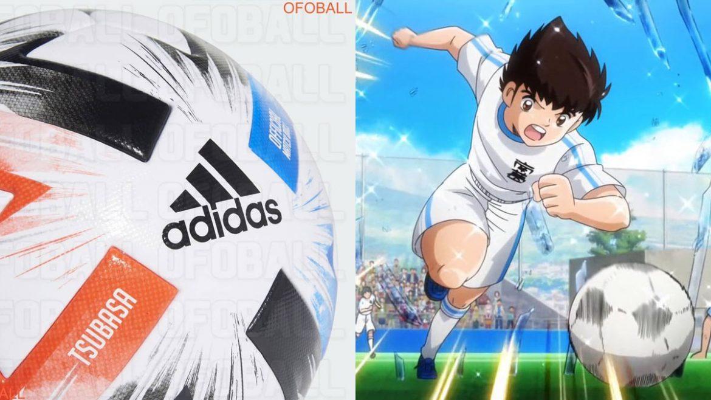 Adidas Bola Captain Tsubasa