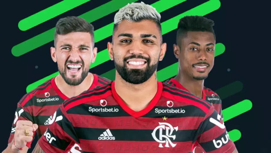 Camisa Flamengo Sportbetio abre