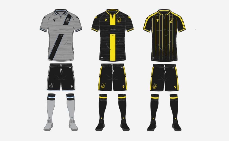 Camisa reserva do Bristol Rovers 2020-2021 passará por votação