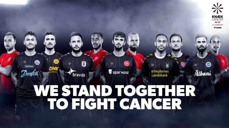 Camisas Knæk Cancer da Hummel 2019