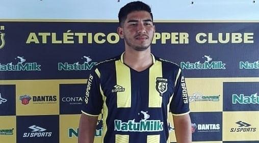 Camisas do Atlético Clipper 2019-2020 SJ Sports