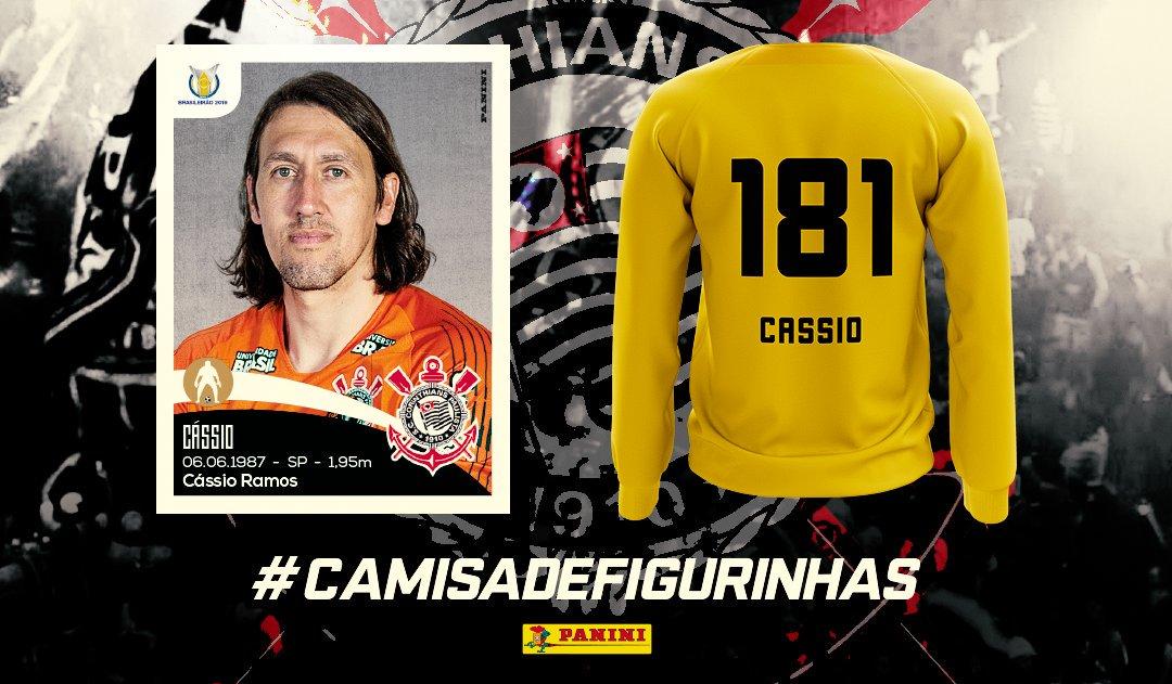 Cassio 181 Corinthians