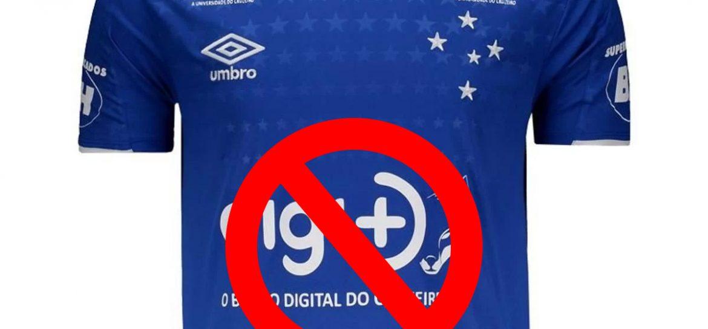 Cruzeiro trocará patrocinador máster