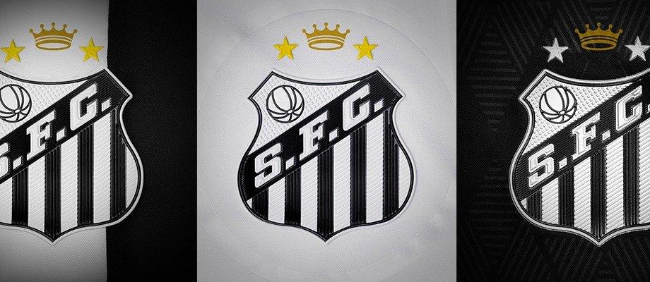Em homenagem a Pelé, Santos coloca coroa em camisa 10 até o fim do ano