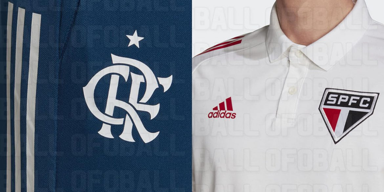 FLamengo- São Paulo 2020 Adidas