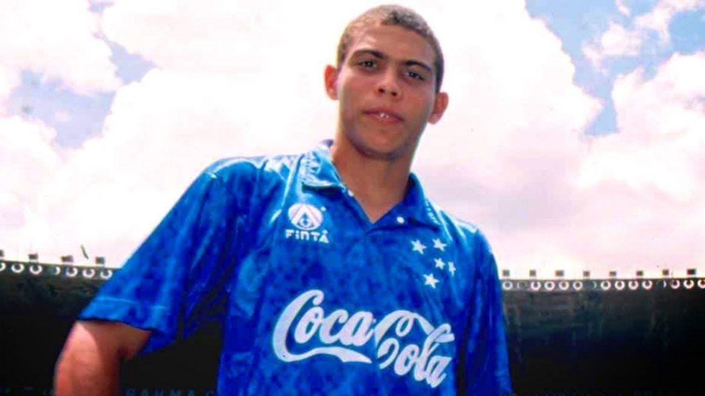 Finta anos 90 Ronaldo