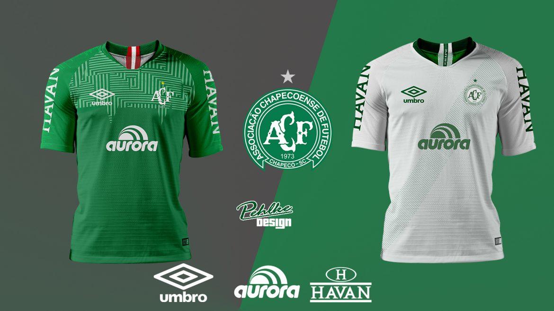 Leitor MDF Camisas da Chapecoense 2020 Umbro (Bruno Pehlke)