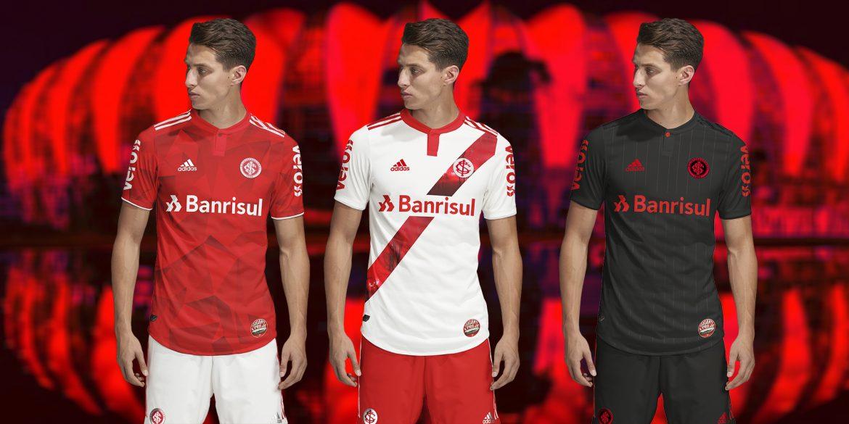 Leitor MDF Camisas do Internacional 2020-2021 Adidas (Bruno Pehlke)