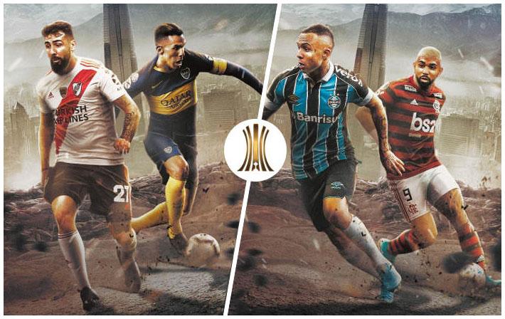Libertadores da América 2019 Semifinais