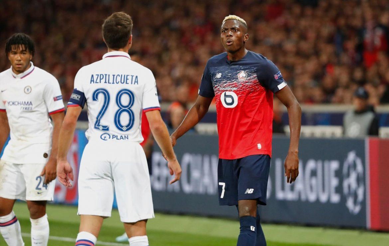 Lille tem de diminuir patrocinador em jogos da UEFA