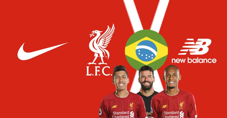 Liverpool New Balance Brasil