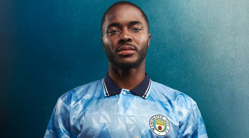 Manchester City lança coleção retrô com camisas históricas