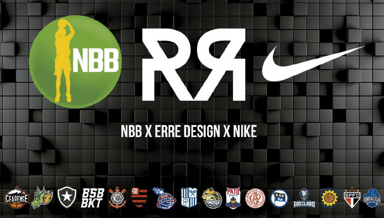 Leitor MDF: Camisas dos times do NBB 2019 Nike (Renan Alexandre)