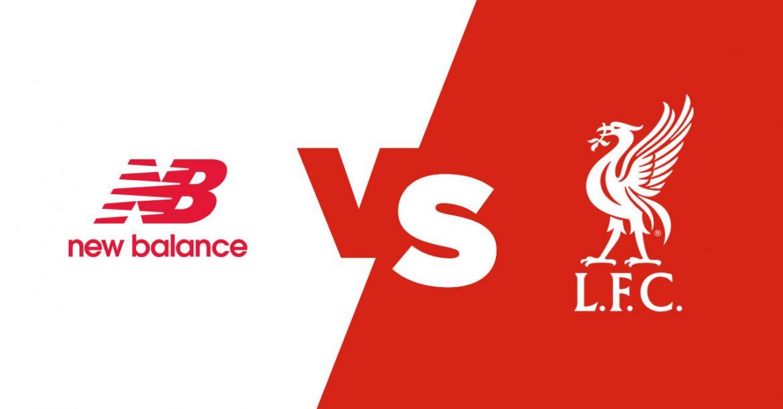 New Balance vs Liverpool