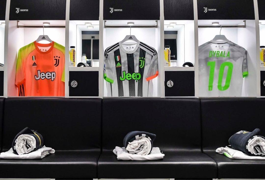 Quarta camisa da Juventus 2019-2020 Adidas x Palace